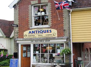 Important Announcement - Cavendish Antiques & Tea Rooms -  SOLD
